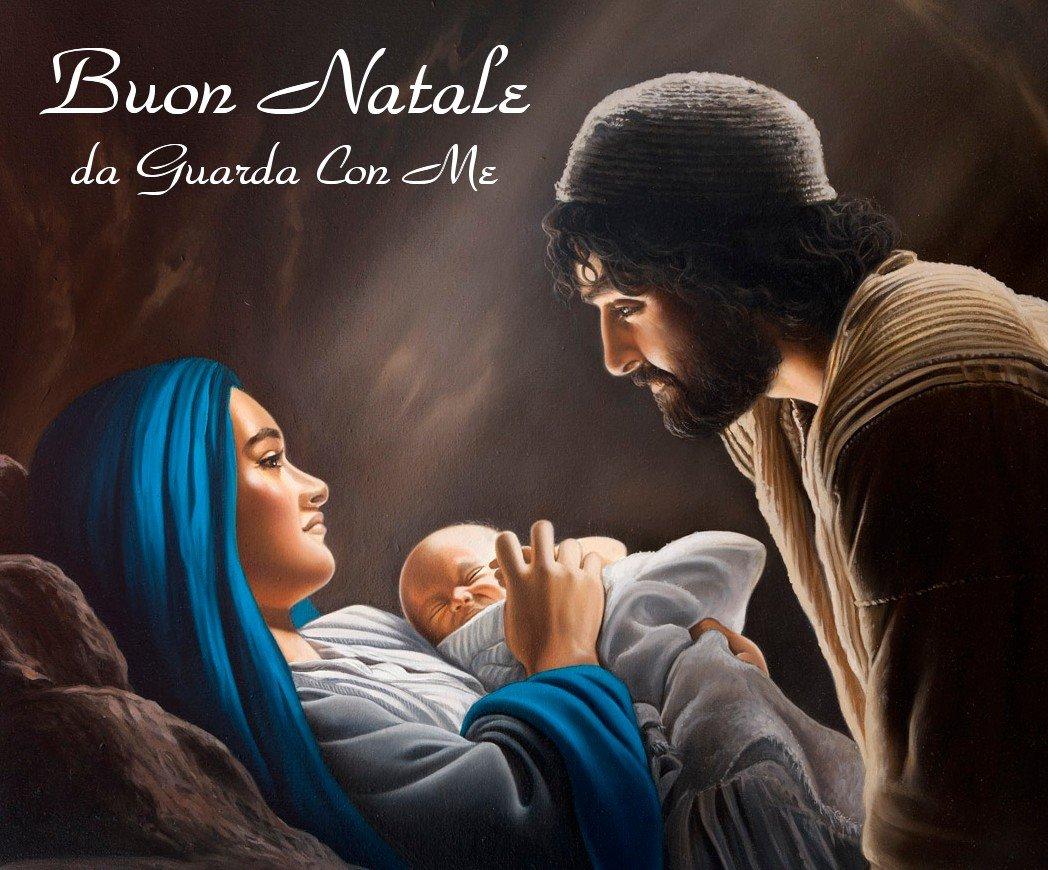 Buon Santo Natale.Guarda Con Me Buon Natale 2015