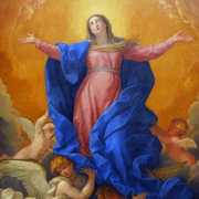 Happy feast of the Assumption of Mary at all