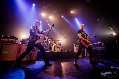 Gli Eagles Of Death Metal al Bataclan