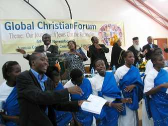 Global Christian Forum a Tirana
