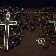 The Rosaries donated to the family of Vicka, from Madonna