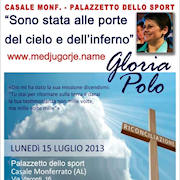 Gloria Polo a Casale Monferrato